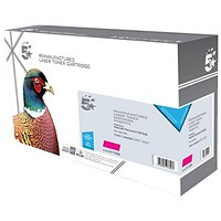 5 Star Compatible - Alternative to HP 645A Magenta Laser Toner Cartridge