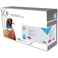 5 Star Compatible - Alternative to HP 503A Magenta Laser Toner Cartridge