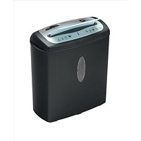 5 Star CC8 Shredder Cross Cut 15 Litres P-4