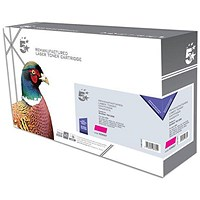 5 Star Compatible - Alternative to Brother TN135M Magenta Laser Toner Cartridge