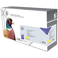 5 Star Compatible - Alternative to Brother TN135Y Yellow Laser Toner Cartridge