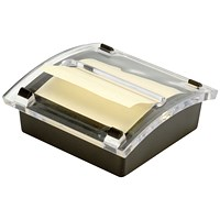 5 Star Concertina Sticky Note Dispenser + 76x76mm Pad