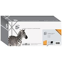 5 Star Compatible - Alternative to Kyocera TK-120 Black Laser Toner Cartridge