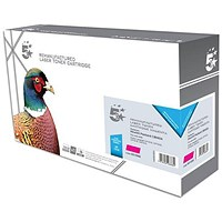 5 Star Compatible - Alternative to HP 125A Magenta Laser Toner Cartridge