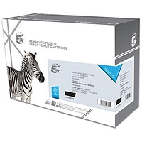 5 Star Compatible - Alternative to HP 504A Black Laser Toner Cartridge