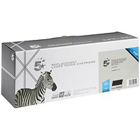 5 Star Compatible - Alternative to HP 85A Black Laser Toner Cartridge