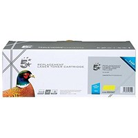 5 Star Compatible - Alternative to HP 128A Yellow Laser Toner Cartridge