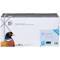 5 Star Compatible - Alternative to HP 647A Black Laser Toner Cartridge