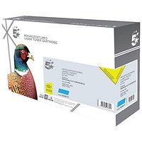 5 Star Compatible - Alternative to Samsung CLT-C4072S Cyan Laser Toner Cartridge