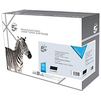5 Star Compatible - Alternative to HP 304A Black Laser Toner Cartridges (Twin Pack)