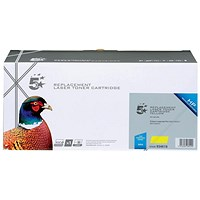 5 Star Compatible - Alternative to HP 305A Yellow Laser Toner Cartridge