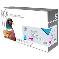5 Star Compatible - Alternative to HP 507A Magenta Laser Toner Cartridge