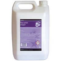 5 Star Floor Polish Stripper - 5 Litres