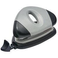 5 Star 2-Hole Punch, Silver, Punch capacity: 12 Sheets