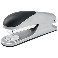 5 Star Half Strip Stapler, 20 Sheet Capacity, Silver