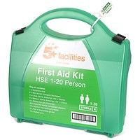 5 Star First Aid Kit HS1 - 1-20 Users