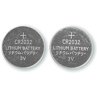 5 Star Lithium Batteries, CR2032, Pack of 2