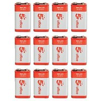 5 Star Batteries 9V/6LR61 / Pack of 12