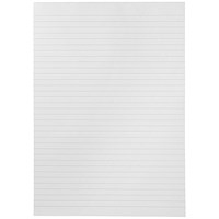 5 Star Eco Recycled Memo Pad, A4, Pack of 10