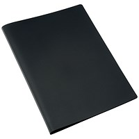 5 Star Soft Cover Display Book, 10 Pockets, A4, Black