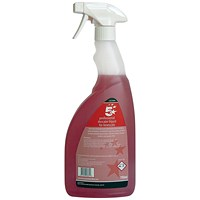 5 Star Professional Limescale Descaler Liquid 750ml