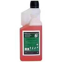 5 Star Concentrated Glass and Steel Cleaner 1L
