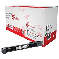 5 Star Compatible - Alternative to HP 825A Black Laser Toner Cartridge