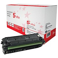 5 Star Compatible - Alternative to HP 508A Black Laser Toner Cartridge
