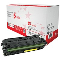 5 Star Compatible - Alternative to HP 508A Yellow Laser Toner Cartridge