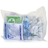 5 Star First Aid Kit BSI - 1-50 Users Refill
