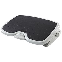 Kensington SoleMate Plus SmartFit Footrest Black/Grey