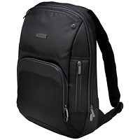 Kensington Triple Trek Ultrabook Backpack 13.3in Black