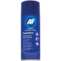 AF Foamclene Anti-Static Foam Cleaner 300ml