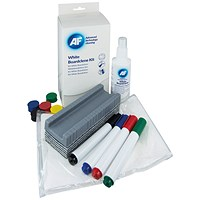 AF Whiteboard Cleaning Kit