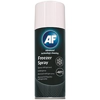 AF Freezer Spray 200ml (Non-flammable, low Global Warming Potential)