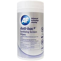 Anti-Bac Sanitising Screen Wipes (Pack of 60)