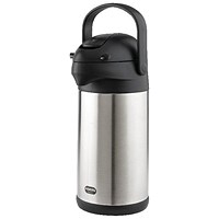 Addis Chrome President Pump Pot Vacuum Jug 3 Litre
