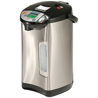 Addis Thermo Pot, 5 Litre, Black