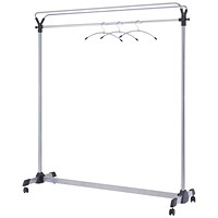 Alba Garment Coat Rack Metal