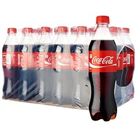 Coca-Cola 500ml Bottle - Pack of 24