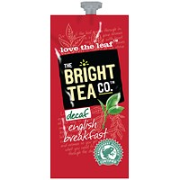 Flavia Bright Tea Co English Breakfast Sachets (Pack of 140)