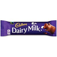 Cadbury Dairy Milk 45g (Pack of 48) 968169