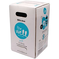 Spring Water Bag in a Box - 10 Litres
