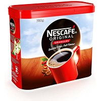 Nescafe Original Instant Coffee Granules - 750g Tin