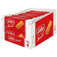 Lotus Biscoff XL Twin Packs (Pack of 20)