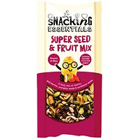 Snacking Essentials Super Seed and Fruit Mix 40g (Pack of 16) A08108