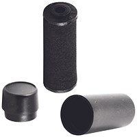 Avery Replacement Ink Roller (Pack of 5) Black CASIR5