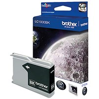 Brother LC1000BK Black Inkjet Cartridge
