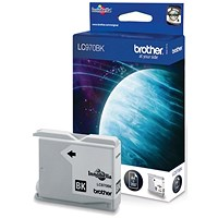 Brother LC970BK Black Inkjet Cartridge