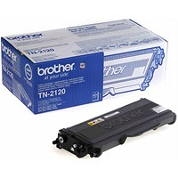 Brother TN2120 Black High Yield Laser Toner Cartridge